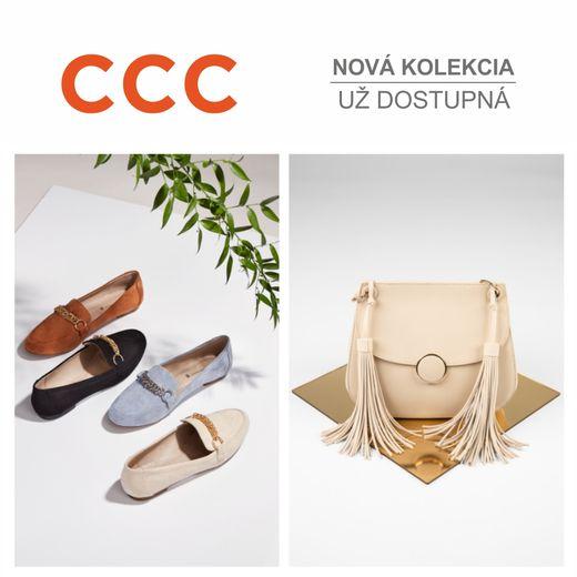 Nová kolekcia jar/leto 2020 od @CCC Shoes & Bags je tu!