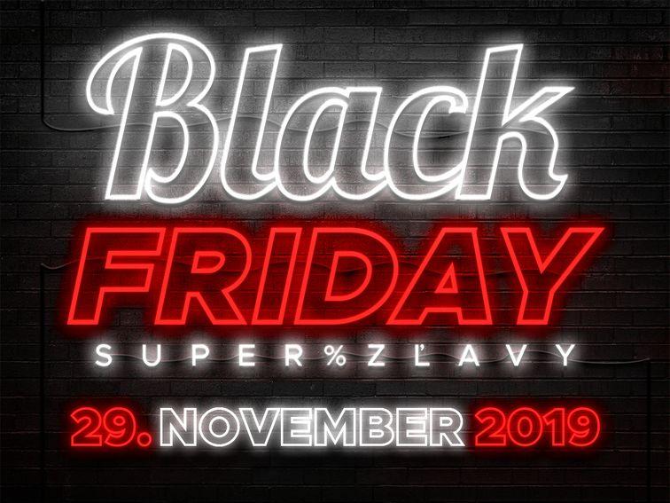 Black Friday v OC MADARAS